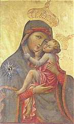 Icona della Vergine del Carmelo