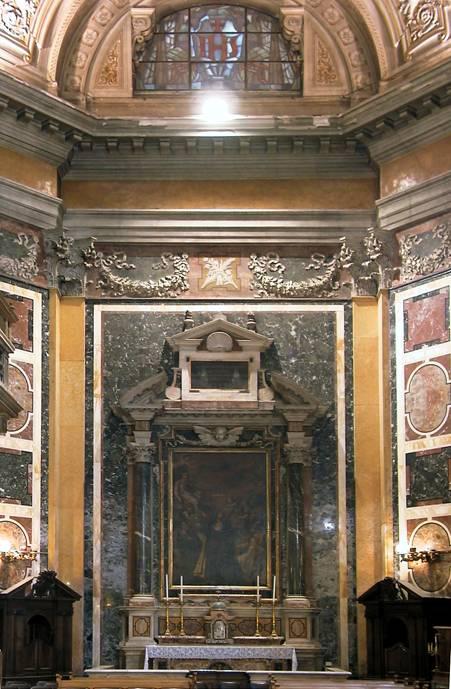 Cappella S. Maria Maddalena de Pazzi