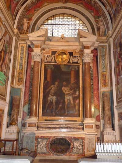 Cappella San Pietro e Paolo