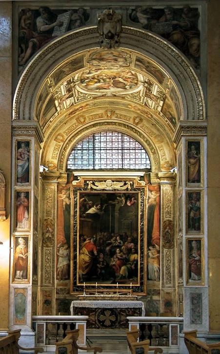 Cappella di Sant' Angelo Martire
