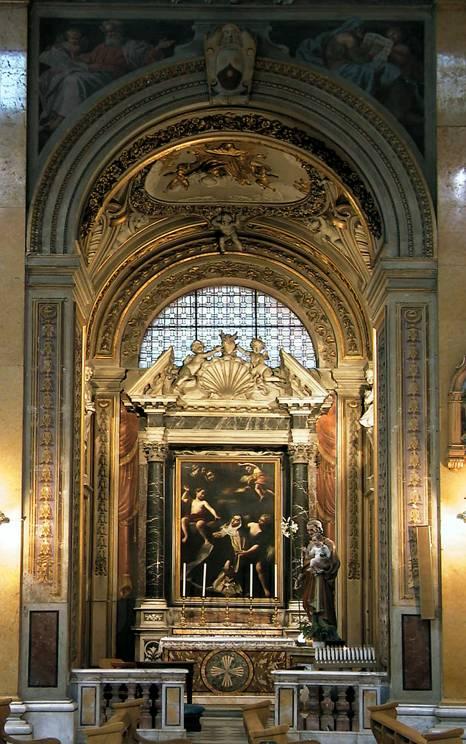 Cappella di Santa teresa