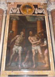 Martirio San Pietroe Paolo