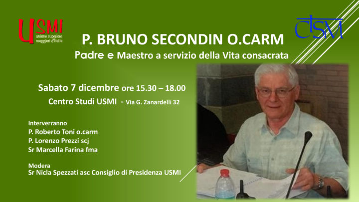 IN RICORDO DI P. BRUNO SECONDIN
